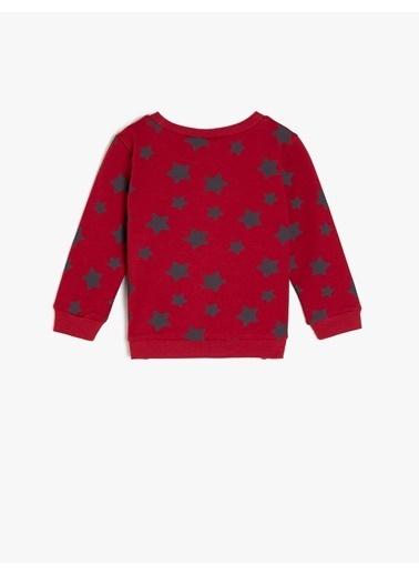 Koton Kids Sweatshirt Bordo